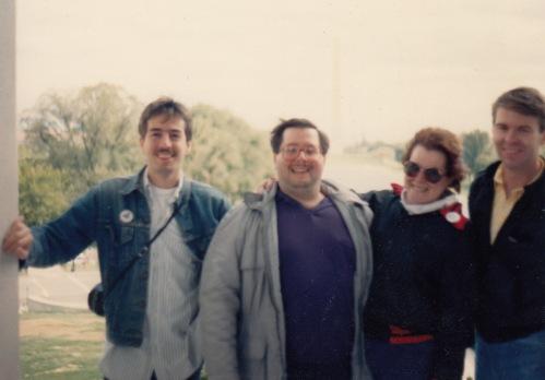 Wade Larry Diane & Ralph 1987