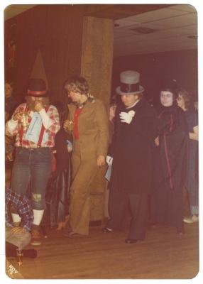 Casbah Halloween 1975
