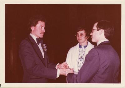 Krumroy & Leavins wedding