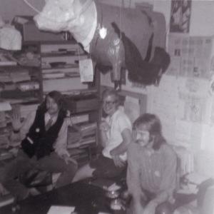 MSU Gay Lib office 1972