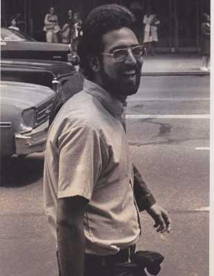 Stuart Itzkowitz ca 1975