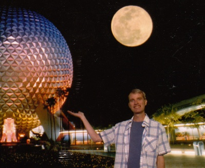 Mark Chittle at Epcot cropped
